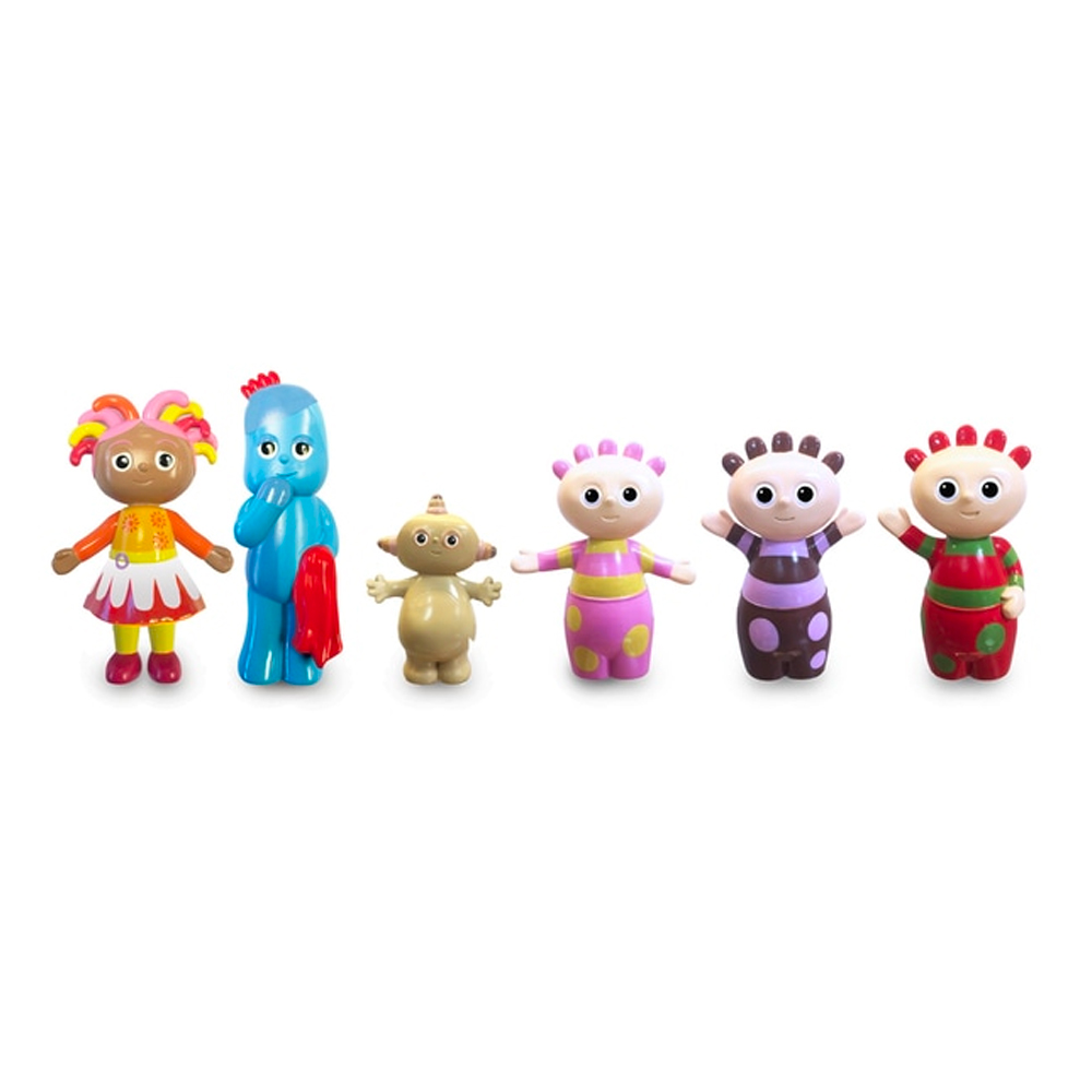 Picture of In the Night Garden 6 Character Gift Pack