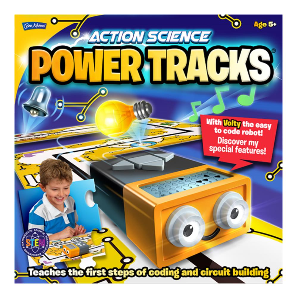 Picture of Action Science Power Tracks