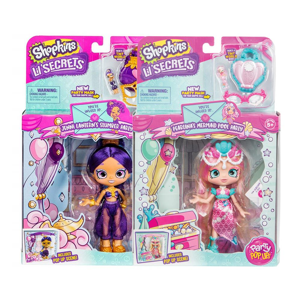 Picture of Shopkins Lil Secrets Playset