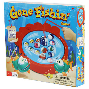 Buy gone fishing game at home bargains for Gone fishing game