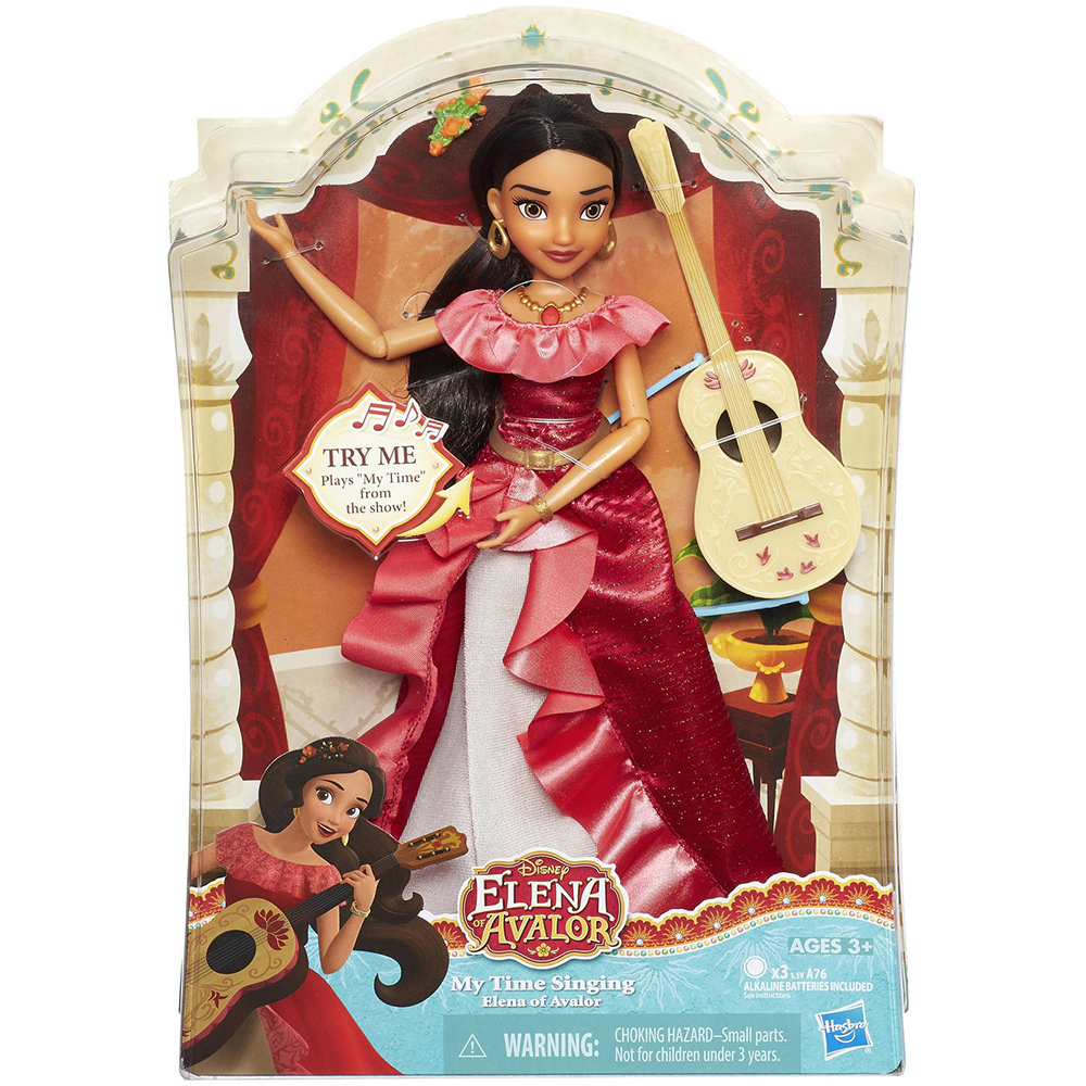 Picture of Disney Elena of Avalor: My Time Singing Doll