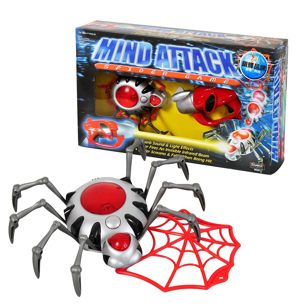 Picture of Mind Attack Spider Game
