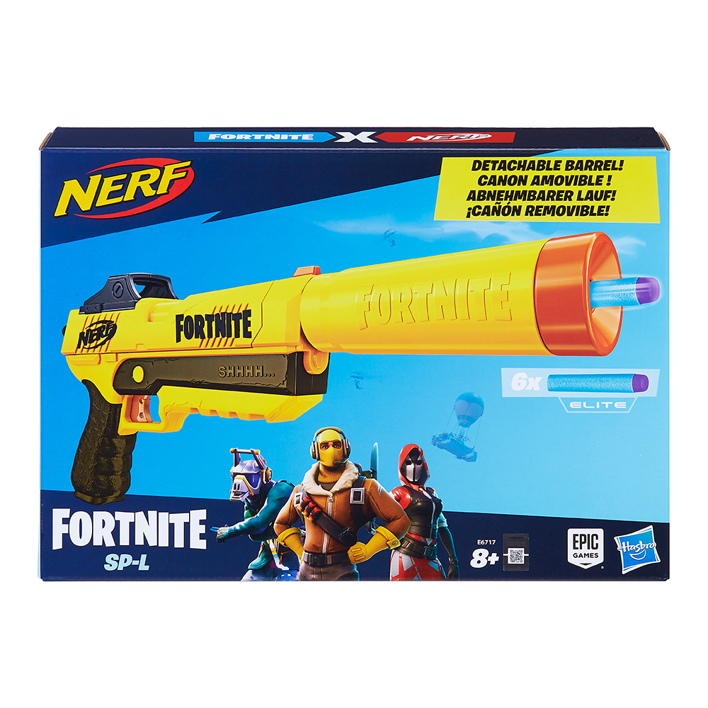 Picture of Nerf Fortnite SP-L Blaster