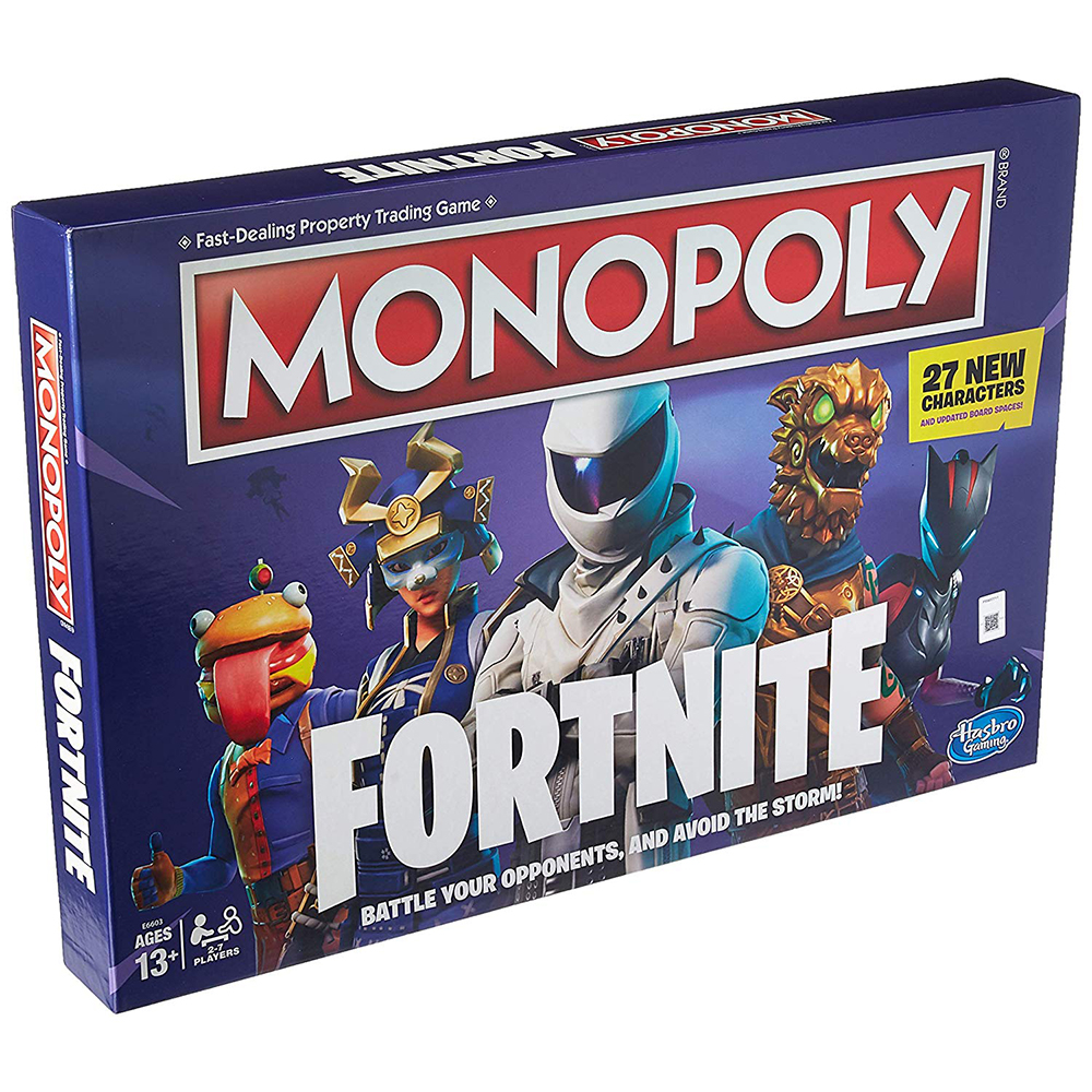 Picture of Monopoly Fortnite Board Game