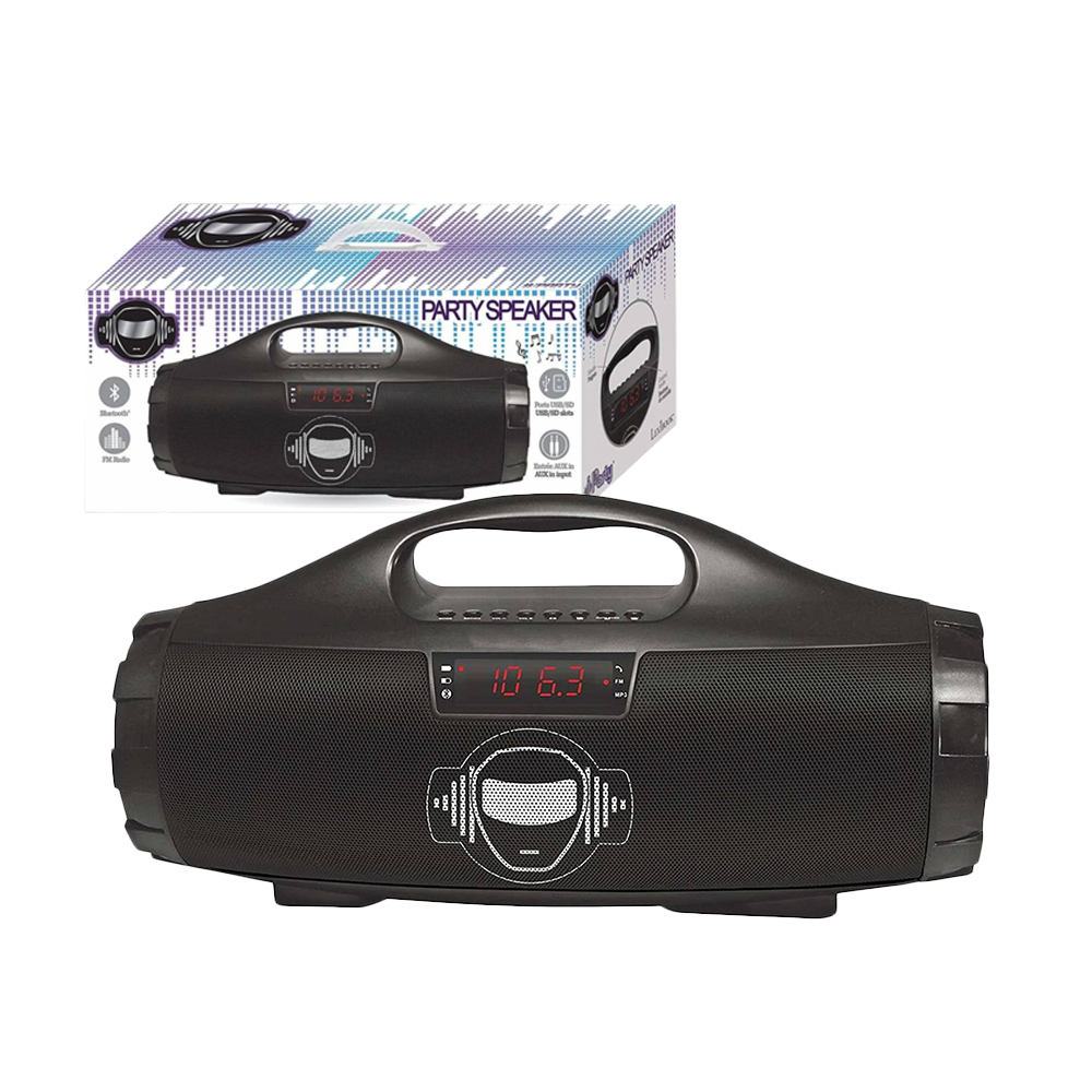 Picture of Lexibook Portable Bluetooth Party Speaker