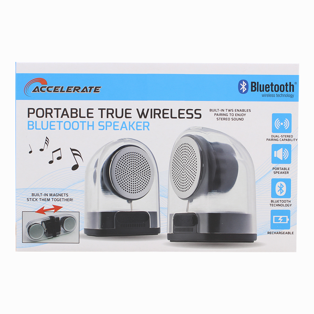 Picture of Portable True Wireless Bluetooth Speaker