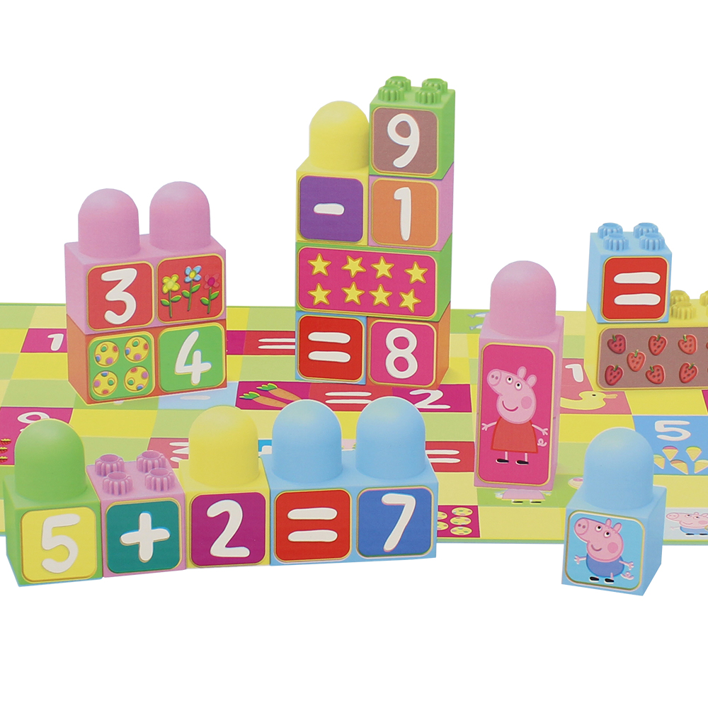 Picture of Peppa Pig: Learn the Numbers Blocks