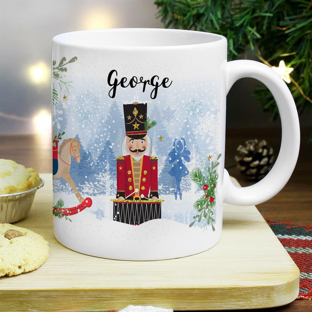 Picture of Personalised Nutcracker Mug