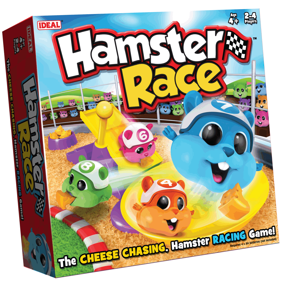 Picture of Hamster Race Game