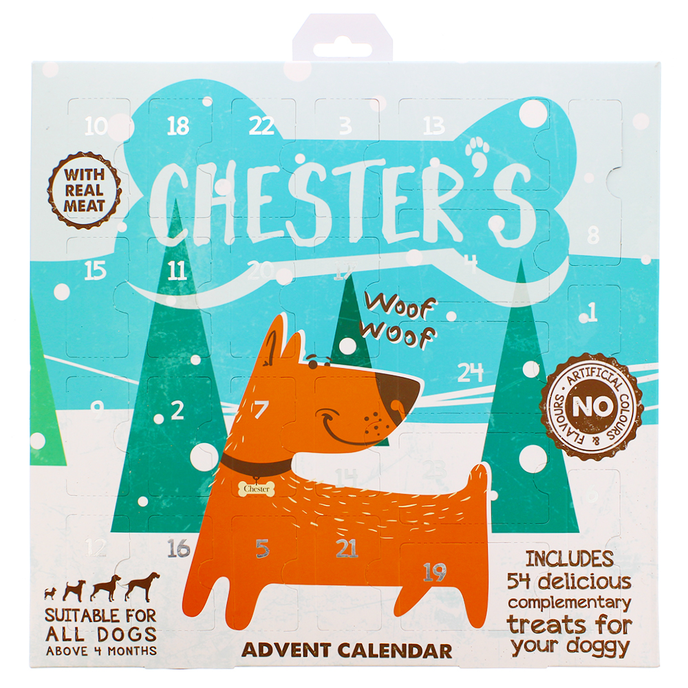 Picture of Chester's Dog Advent Calendar