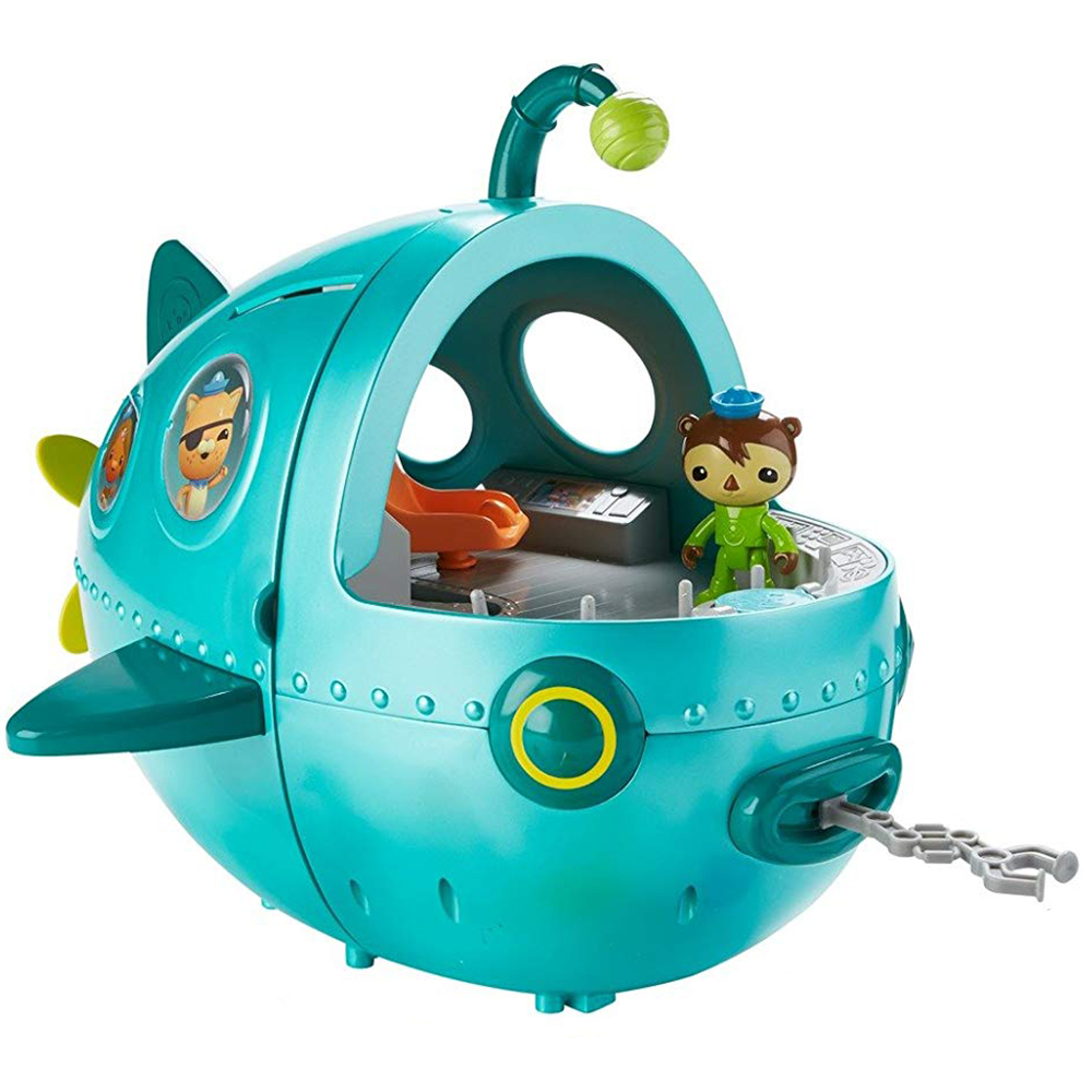 Picture of Octonauts Midnight Zone Gup-A