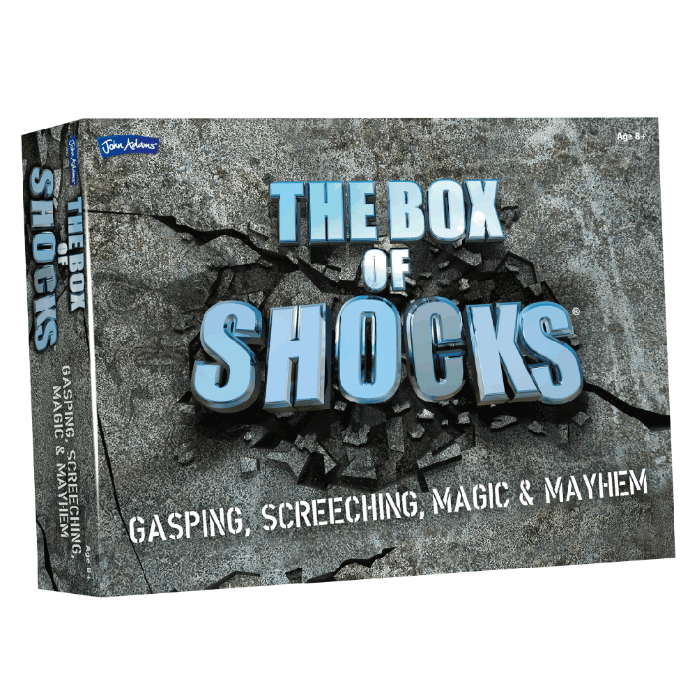 Picture of John Adams: The Box of Shocks