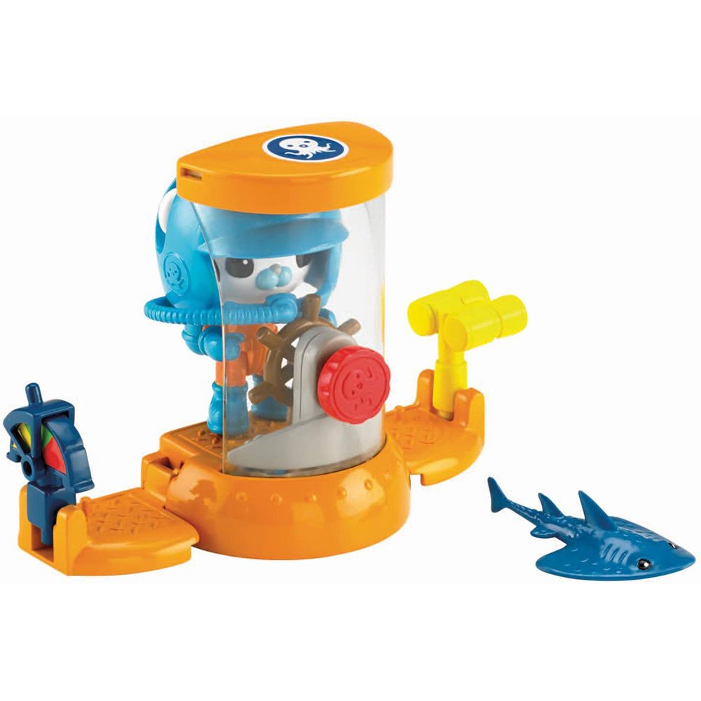 Picture of Fisher-Price Octonauts Action Figure Rescue Kit