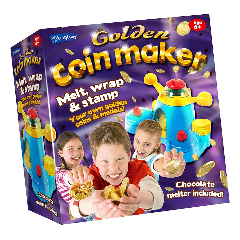 Picture of Golden Coin Maker