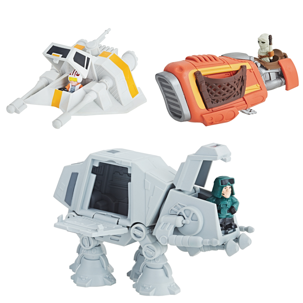 Picture of Star Wars Micro Force Vehicle Packs (Case of 8)