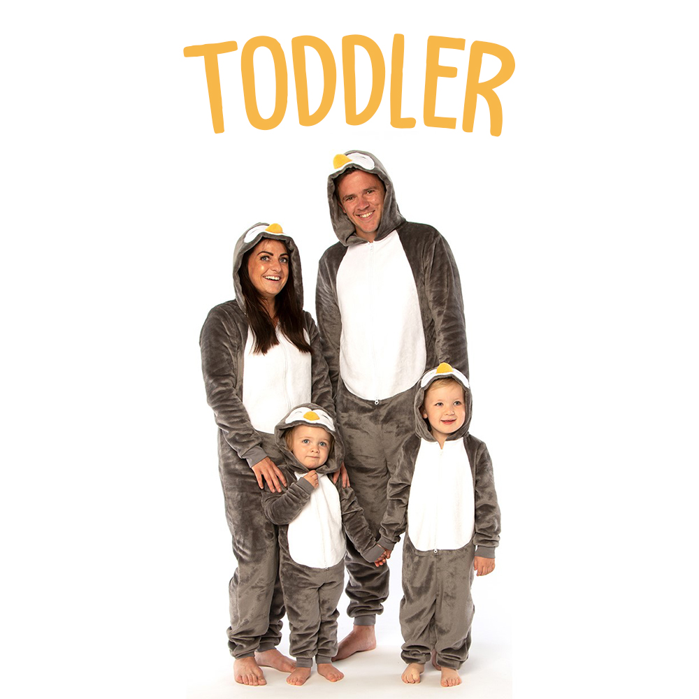 Picture of NSPCC Toddler Penguin Onesie