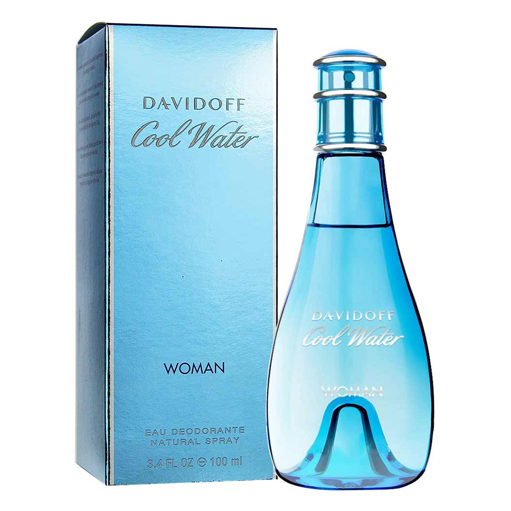 Picture of Davidoff Cool Water Woman 100ml Eau Deodorante Natural Spray