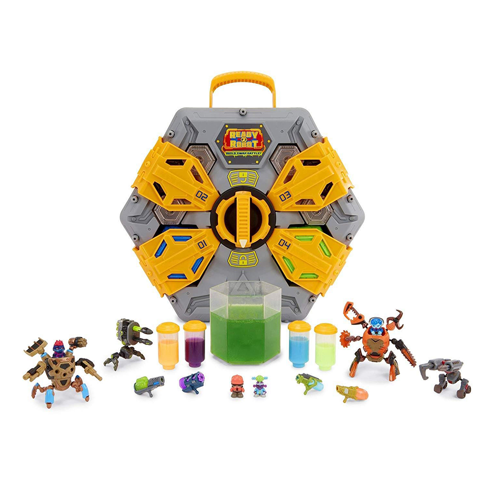 Picture of Ready2Robot: Big Slime Battle Set