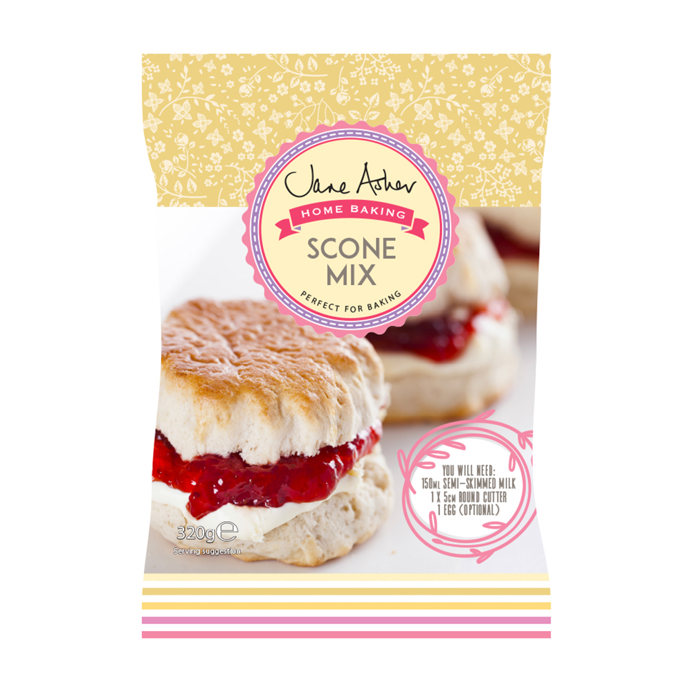 Picture of Jane Asher: Scone Mix (7 x 320g Bags)