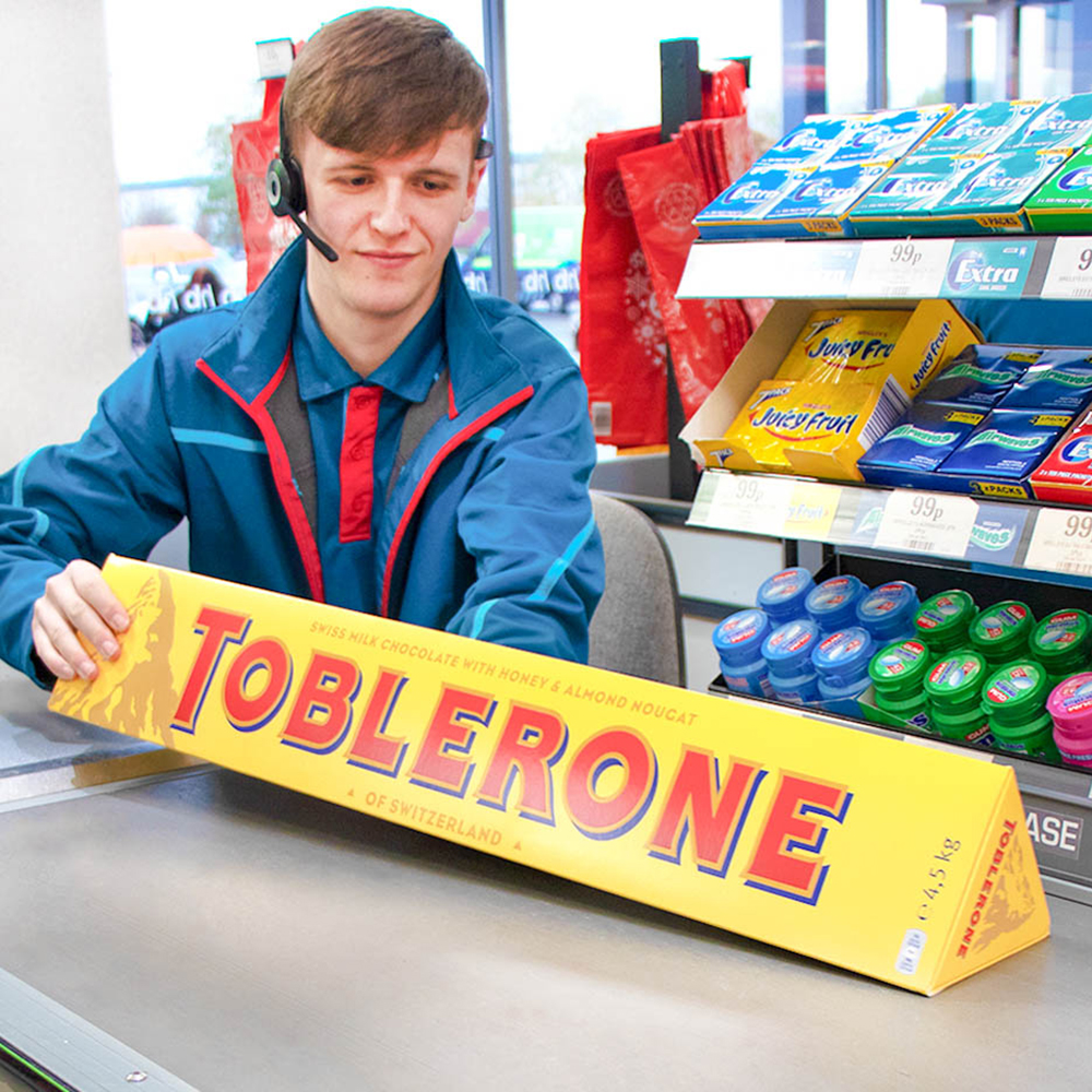 Picture of Toblerone Giant 4.5kg Bar