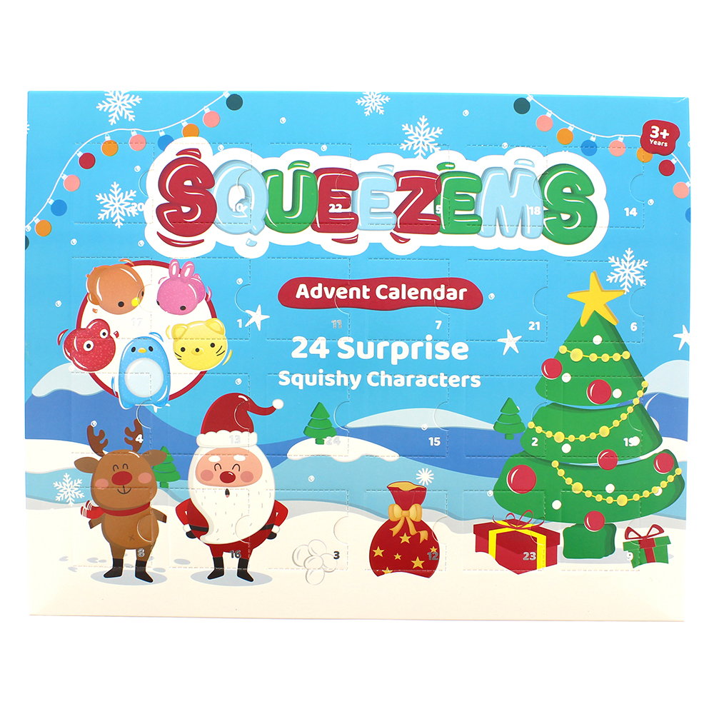 Picture of Squeezems Advent Calendar