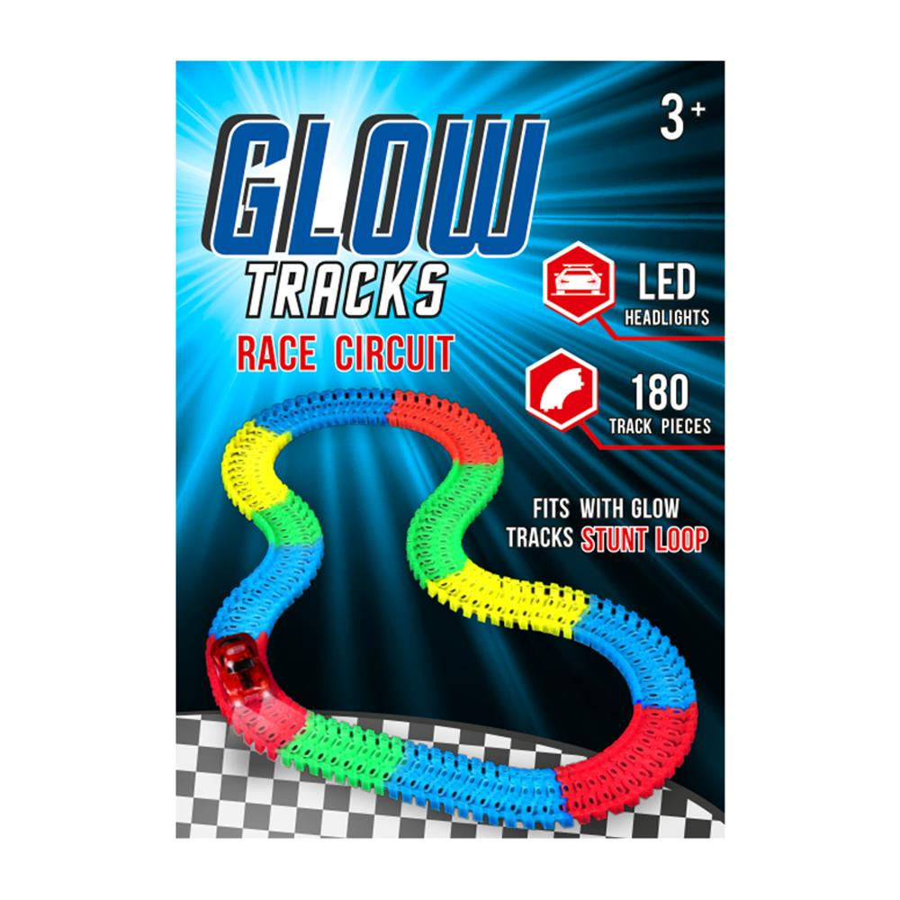 Picture of Glow Tracks: Race Circuit