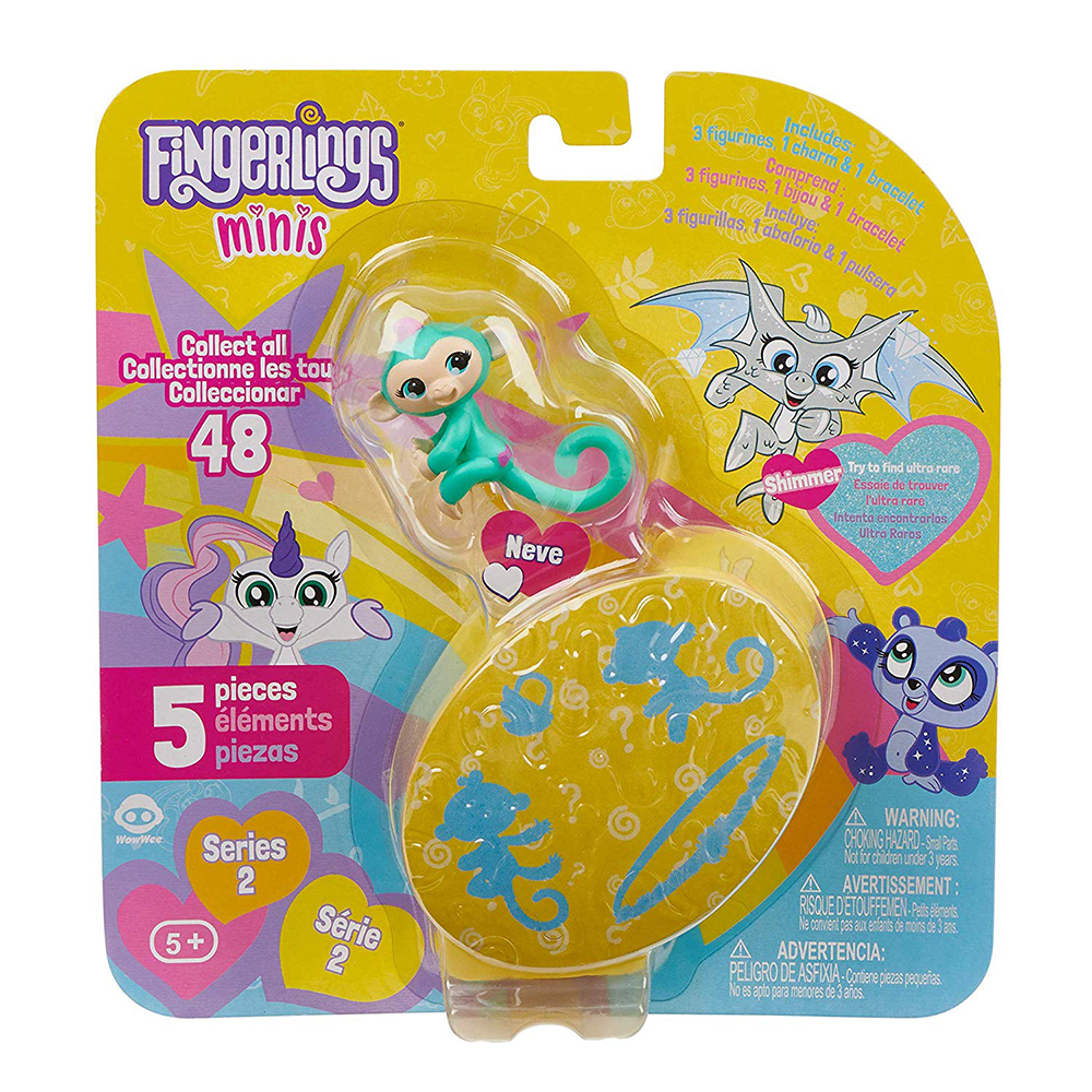 Picture of Fingerlings Mini 3 Pack