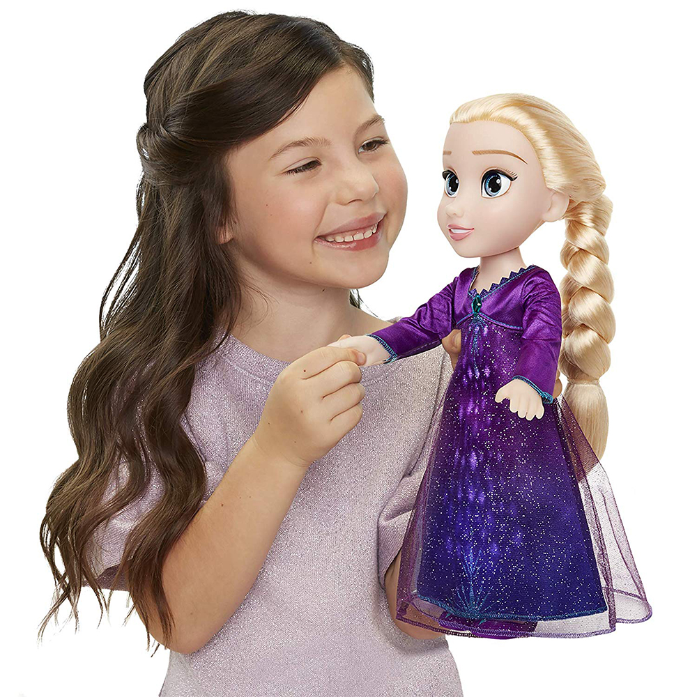 Picture of Disney Frozen 2 Into The Unknown Elsa Doll