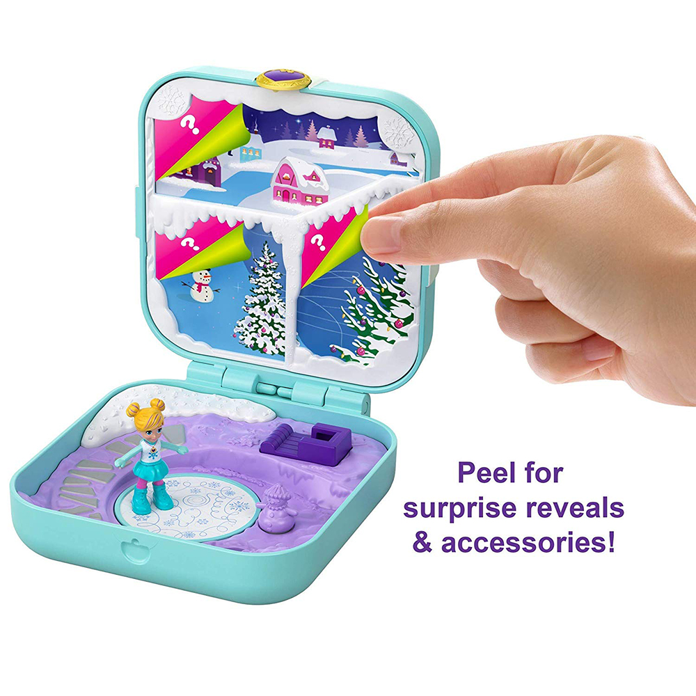 Picture of Polly Pocket Hidden Hideouts