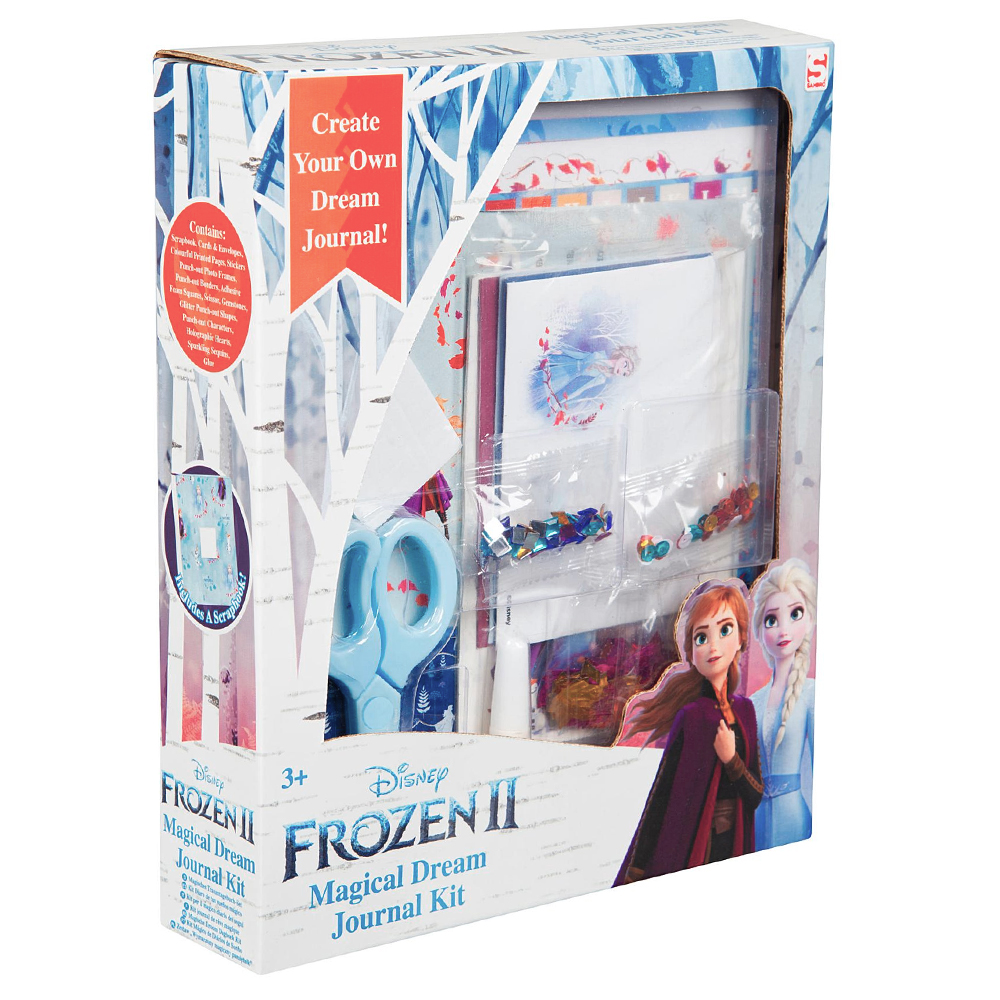 Picture of Frozen 2: Magical Dream Journal Kit