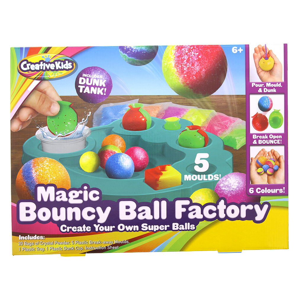 Picture of Magic Bouncy Ball Factory