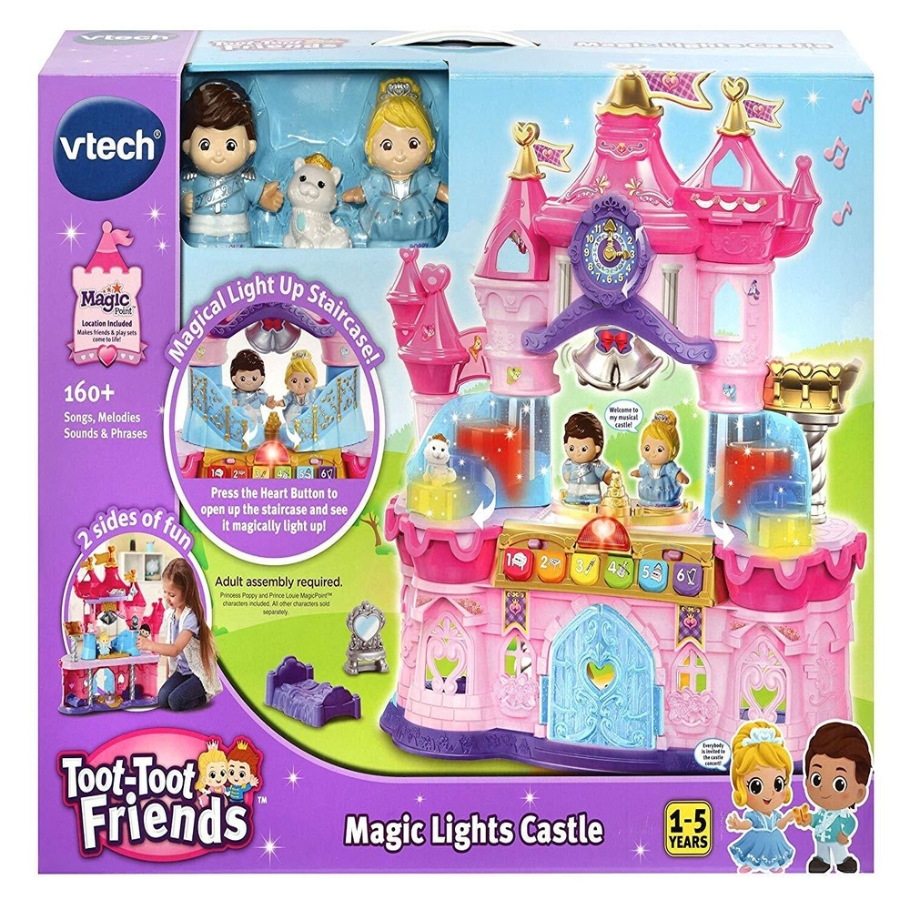 Picture of Vtech Toot-Toot Friends Magic Lights Castle