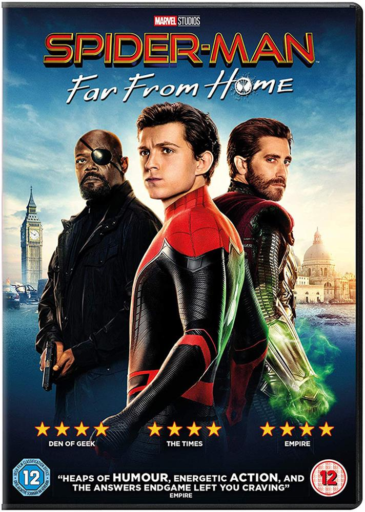 Picture of Spider-Man: Far From Home DVD