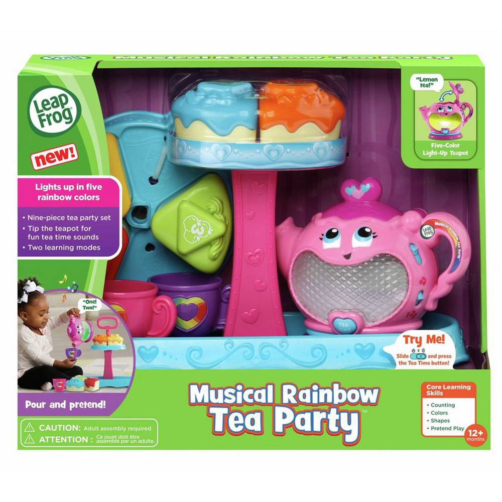 Picture of Leap Frog Musical Rainbow Tea Party
