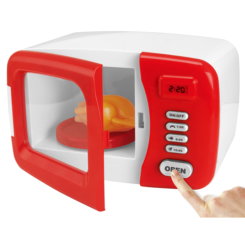 Picture of Let's Play! Toy Microwave Oven