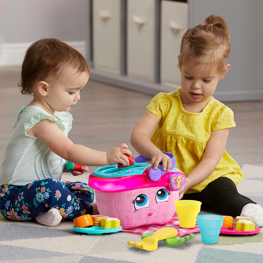 Picture of LeapFrog Shapes & Sharing Picnic Basket