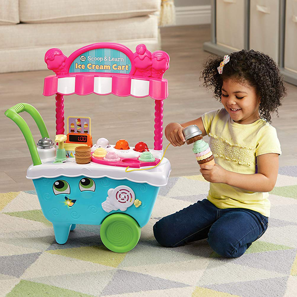 Picture of LeapFrog Scoop & Learn Ice Cream Cart