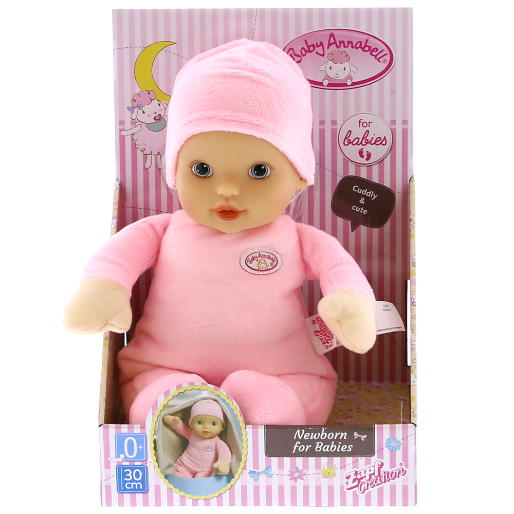 Picture of Baby Annabell Newborn for Babies