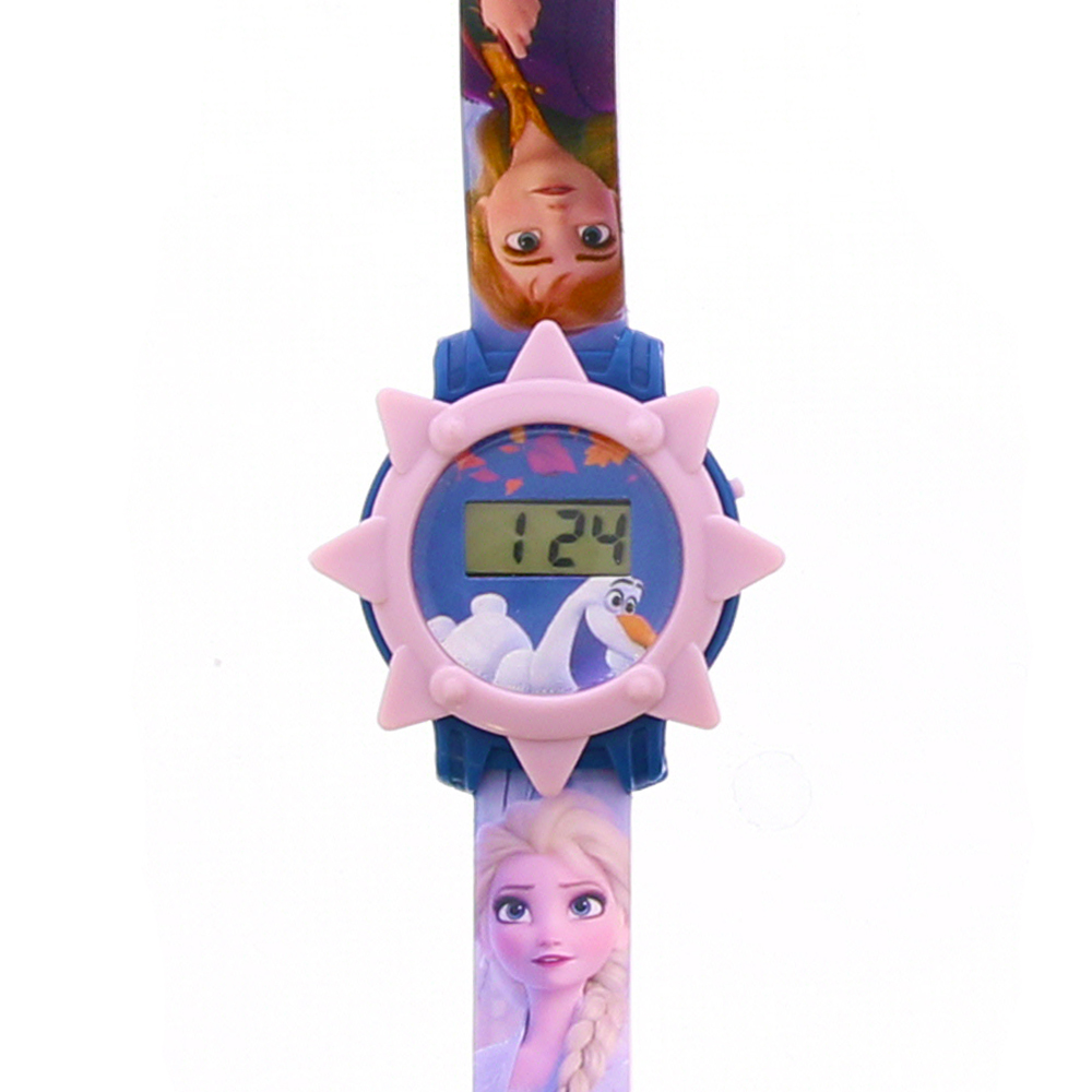 Picture of Frozen 2 Watch and Coin Bank Tin