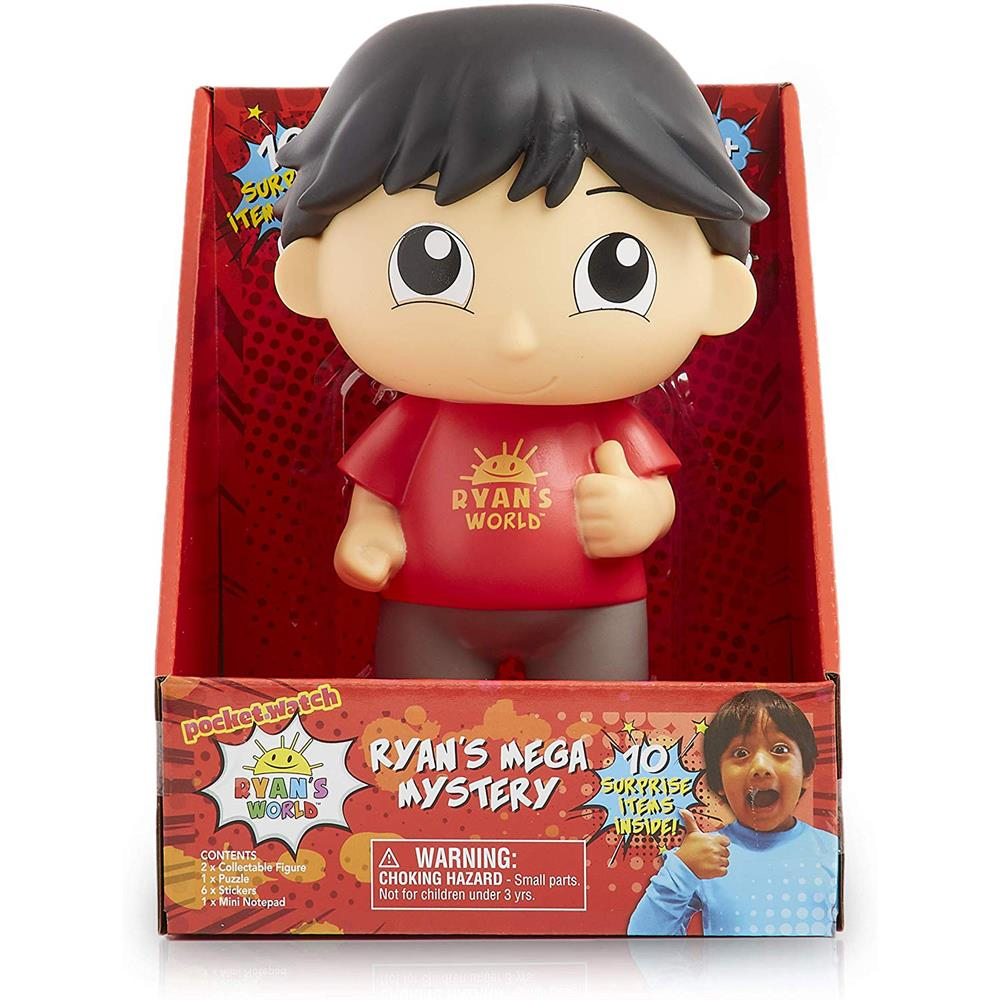 Picture of Ryan's World: Ryan's Mega Mystery Toy