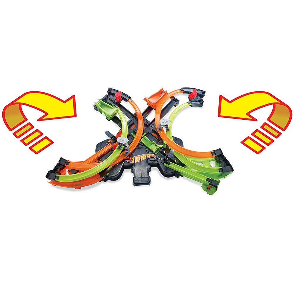 Picture of Hot Wheels Colossal Crash Track Set