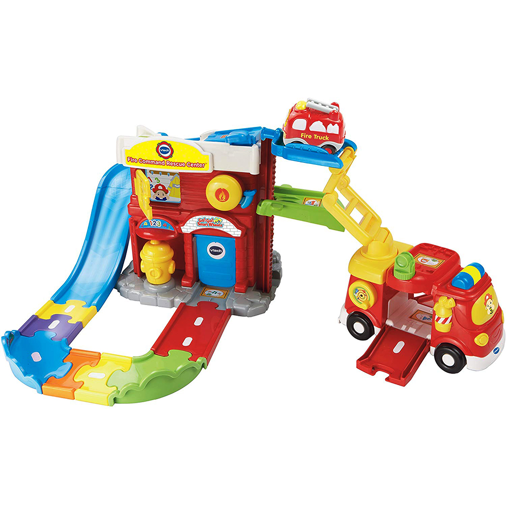Picture of Vtech Toot-Toot Drivers: Fire Station Deluxe