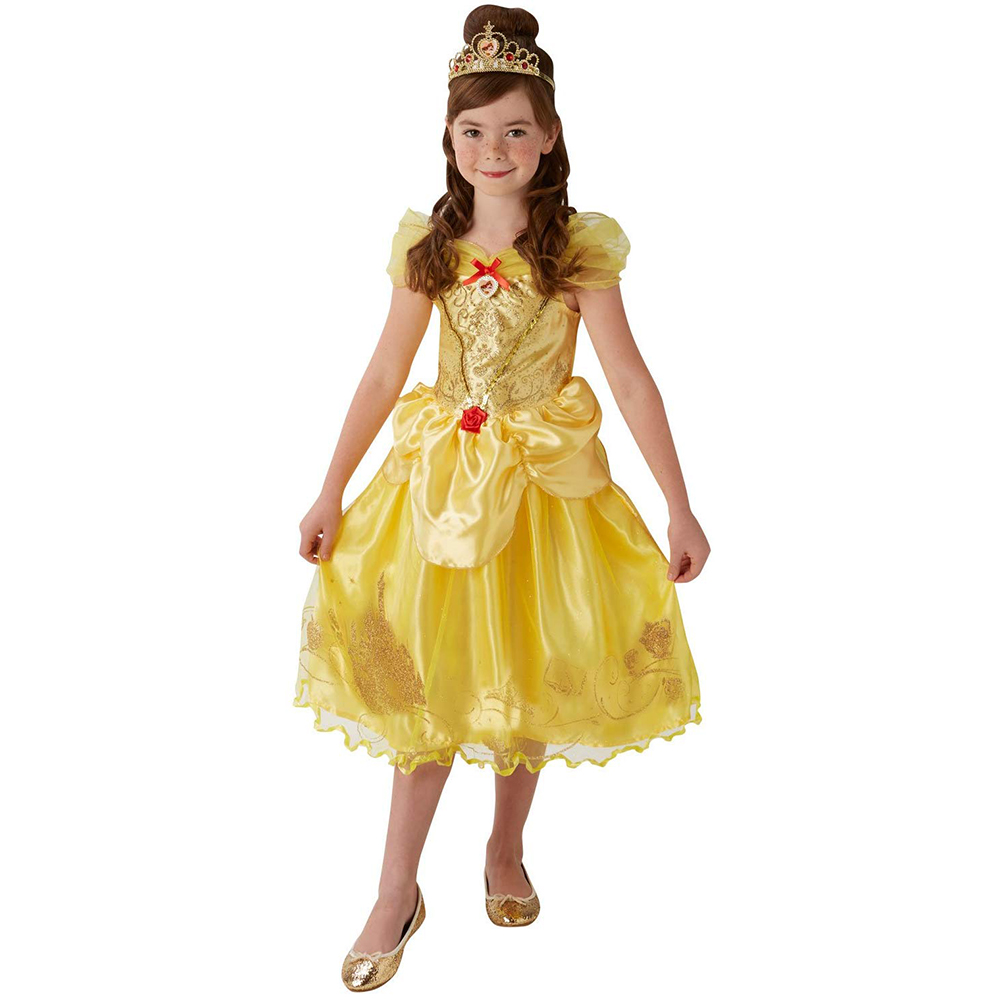Picture of Disney Princess Beauty and the Beast Belle Dress