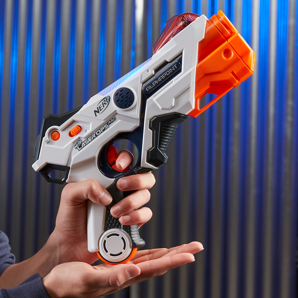Picture of Nerf Laser Ops Pro: Alphapoint Blaster