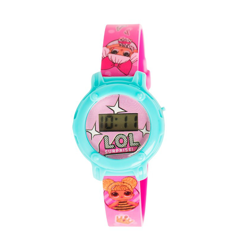 Picture of LOL Surprise Watch and Coin Bank Tin