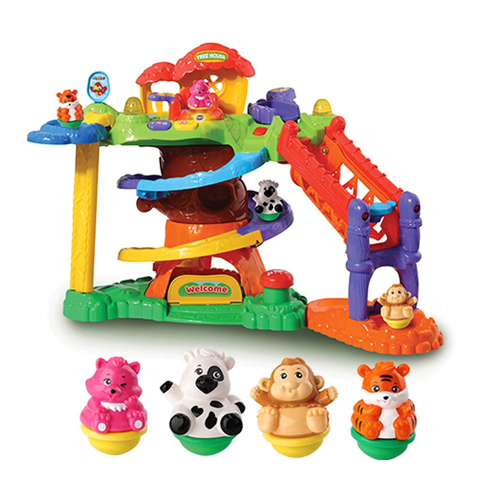 Picture of Vtech ZoomiZooz Tree House