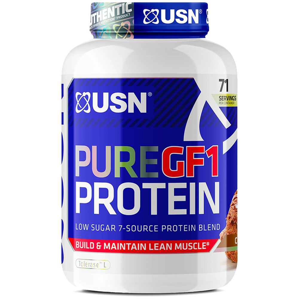 Picture of USN Pure GF1 Protein Chocolate 2kg