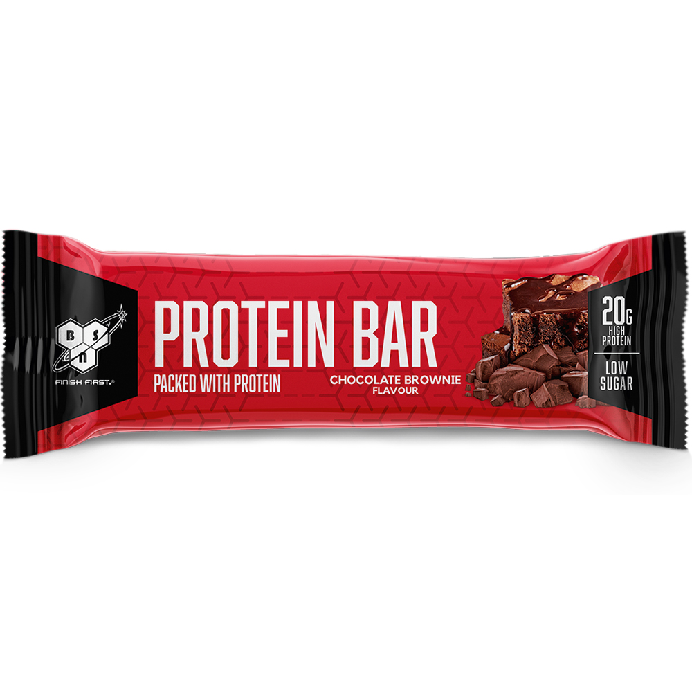 Picture of BSN Protein Bar: Chocolate Brownie (Case of 12)