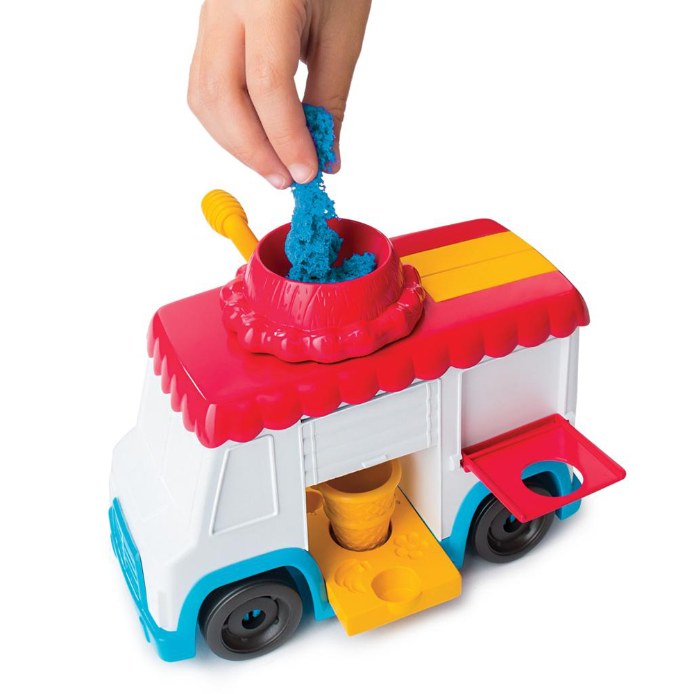 Picture of Kinetic Sand Ice Cream Truck