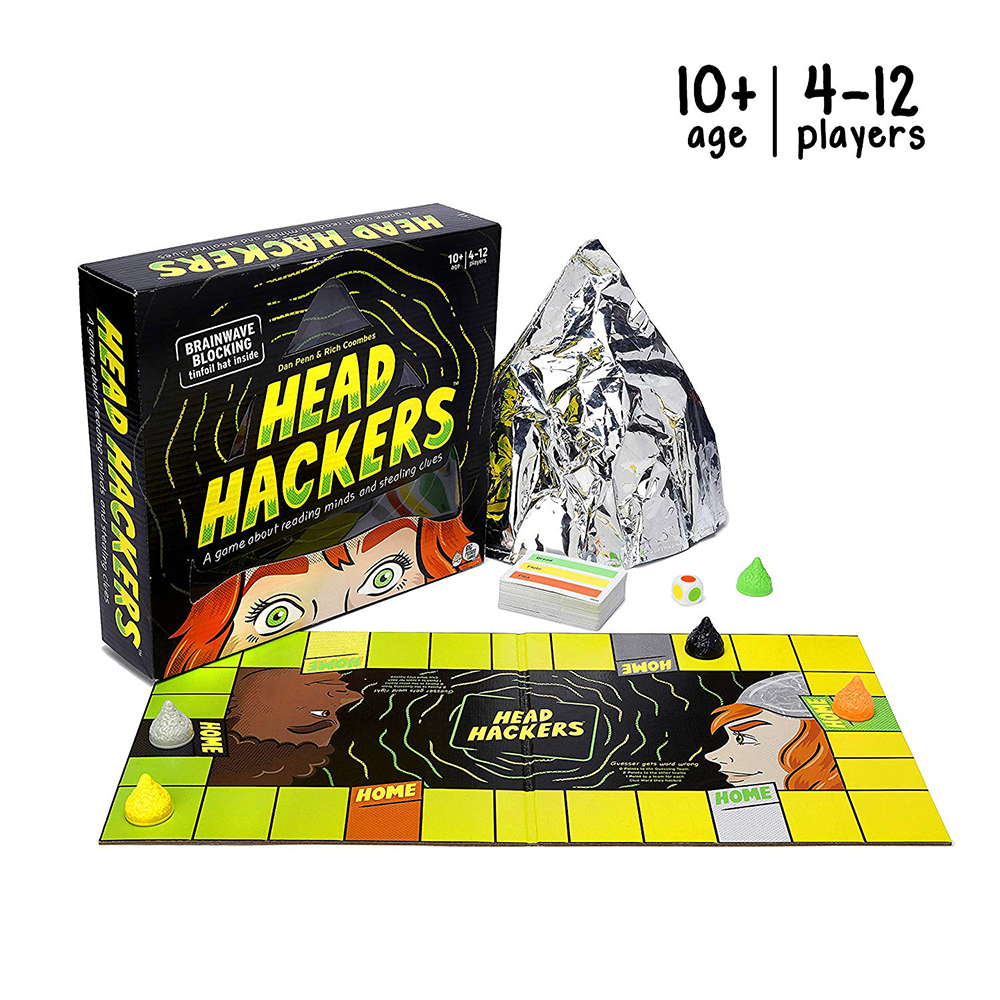 Picture of Head Hackers Game